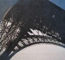 KÖVES Éva – Eiffel-torony