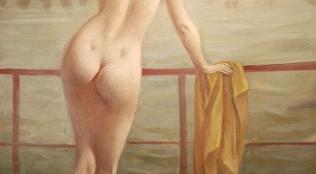 MOLNÁR C. Pál – Lupai vénusz