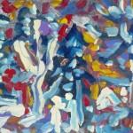 Miklós NÉMETH - Winter mood | oil on canvas | 40x53cm |