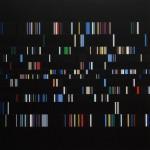 | OTTO László - Vertical in horizontal (2) | 2013 | jh. | akril, vászon | 60x 60cm |