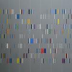 | OTTO László - Vertical in horizontal (3) | 2013 | jh. | akril, vászon | 60x 60cm |
