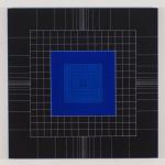| OTTO László - Yantra ipsum creator (1) | 2013 | jh. | akril, vászon | 75x 75cm |