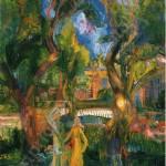 Szentendrei kertben