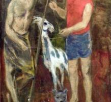 BARTHA László – Itáliai pásztorfiúk