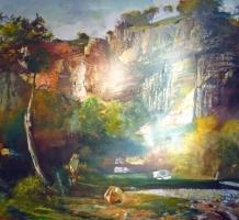 CSERNUS Tibor – Aveyroni táj