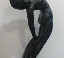 GALLAS Nándor – Táncosnő