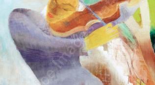 GYENES Gitta – A hegedűs