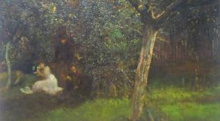 PAIZS GOEBEL Jenő – Piknik a gyümölcsösben